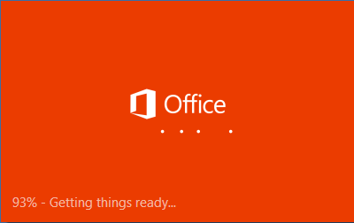 error code 30203-4 while installing office